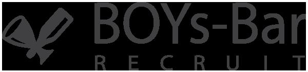【高収入】ボーイズバーアルバイト求人募集 – 東京・新宿ロゴ
